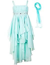 Robe de fête pour fille dans de nombreux coloris
