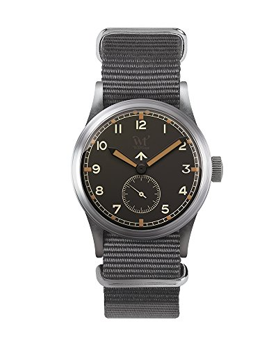 Orologio Wartime Royal Air Force, replica histórica Orologio Broad Arrow RAF II Guerra Mondiale)