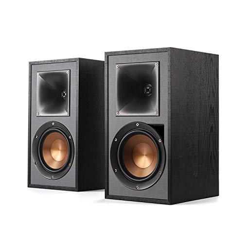Klipsch R-51PM Lautsprecher Set schwarz (Klipsch Verstärker)