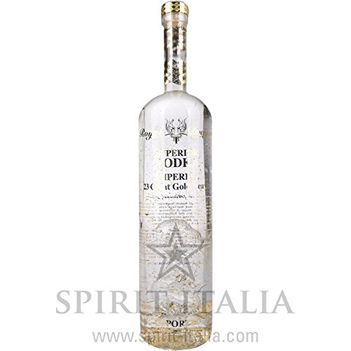 Royal Dragon Superior Vodka Imperial - mit 23 Karat Blattgold Magnum 40,00% 1.5 l. (Imperial Dragon)