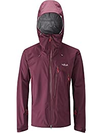RAB MENS FIREWALL JACKET MAPLE (X-LARGE)