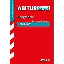 AbiturSkript - Geographie NRW