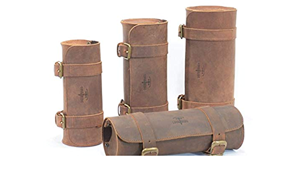 Longride Ranger Tool Bag Werzeugtasche Werkzeugrolle Leder 6 5l Motorrad Tasche Neu Auto