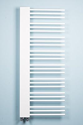 Designer Handtuchheizkörper Badheizkörper 1455x600mm Weiß von Wärmehaus auf Heizstrahler Onlineshop