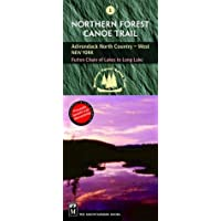 Northern Forest Canoe Trail: Adirondack North Country West, New York, Fulton Chain of Lakes to Long Lake: 1