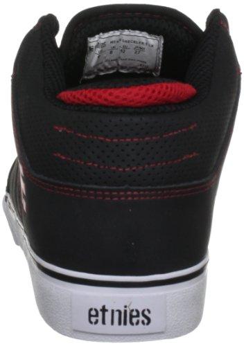 Etnies  Sheckler 5 Lx, Chaussures à lacets homme Noir - Black/Red/White