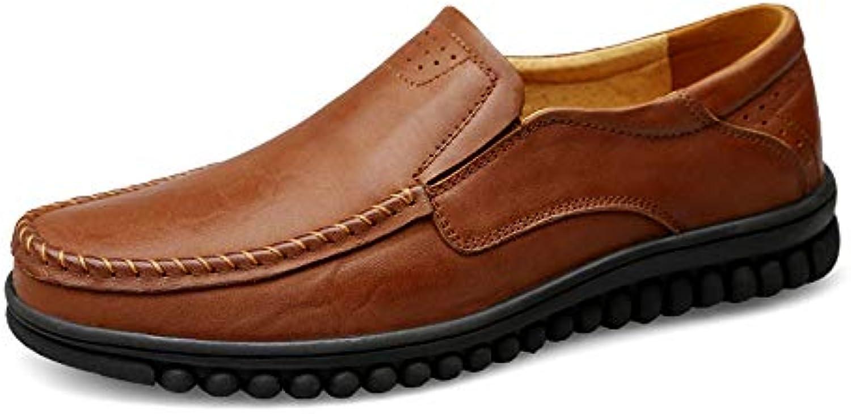 Jiuyue-scarpe Uomo Che Guida Mocassini, Moda Casual Casual Casual Comoda Slip On Winter Fleece all'Interno High Top avvio (Opzionale...   acquisto speciale    Uomini/Donna Scarpa  cf9fa9