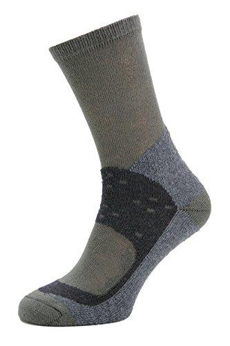 Calze da trekking cool-comfort - ideale per chi apprezza piedi rilassati e freschi con materiali confortevoli - effetto rilassante e rinfreschante, piedi asciutti - qualità alpina made in alto adige   433-g-44-46