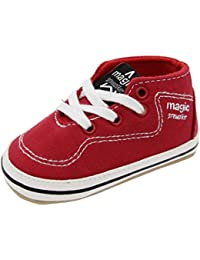 8446107c826ef Amazon.fr   Rouge - Babies   Chaussures fille   Chaussures et Sacs