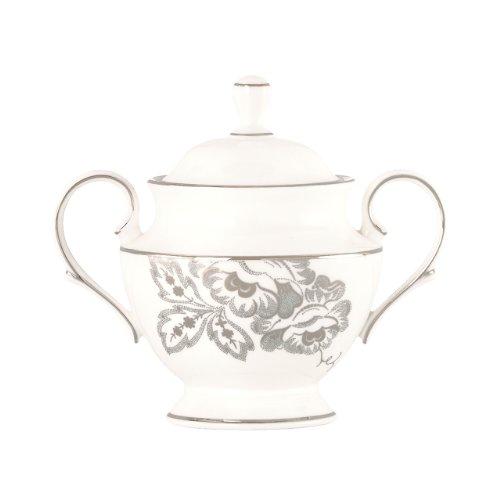 (Sugar Bowl, Lenox Floral Waltz Fine Dinnerware) - L by Lenox Floral Waltz China - 13.3cm Sugar Bowl -
