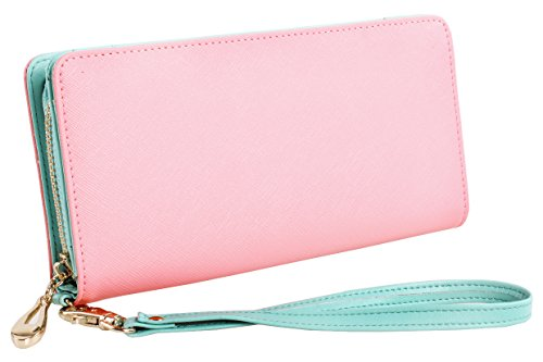 lh-saierlongr-womens-bifold-wallet-pink-genuine-leather-wallets
