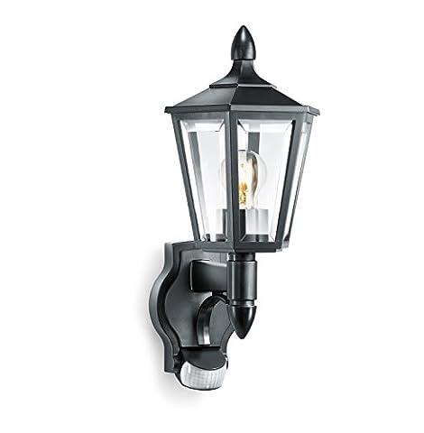 Steinel L 15 Noir - luminaire extérieur á design classique,