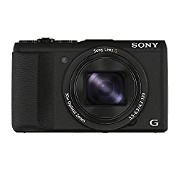Sony Dsc-hx60 Digitalkamera (20,4 Megapixel, 30-fach Opt. Zoom, 7,5 Cm (3 Zoll) Lcd-display, Exmor R Cmos Sensor, Nfcwifi) Schwarz