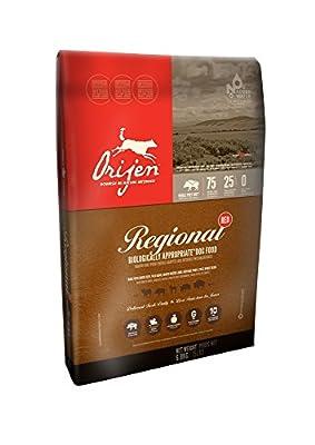Orijen Regional Red Dog Food,