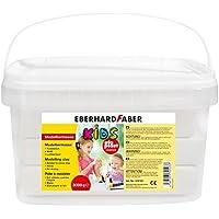 Eberhard Faber 570103 - Modelliermasse EFA Plast Kids, 3 kg