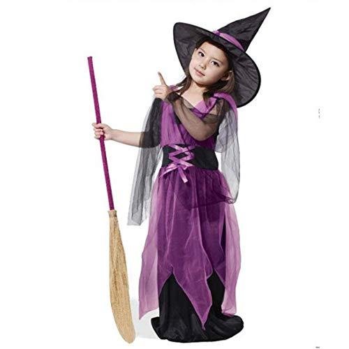 Hexe Kostüm Einzigartige - Peanutaod Halloween Weihnachten Kinderbekleidung Neue Kostüme Cosplay Hexe Kindertanzkleidung Rock + Hüte