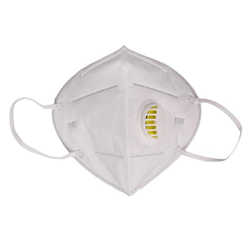 Kostüme Gold Dust (Erwachsene faltbar PM 2,5 Schutz Maske mit Hypoallergen Partikelfilter Anti-Fog Anti Dust Gesicht Mund Warm Mask Haze)