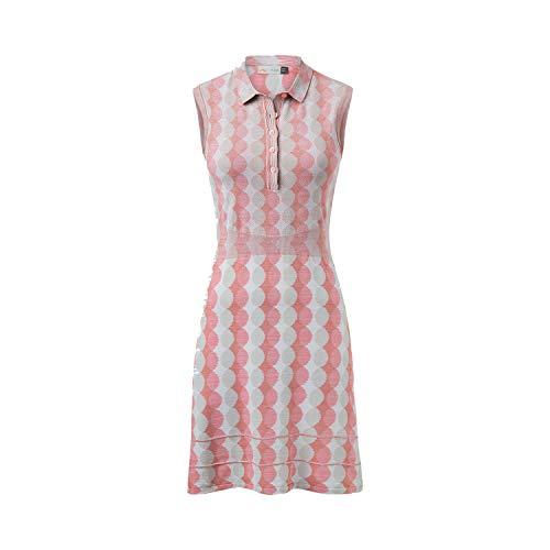 KJUS Freelite EDA Kleid Damen rosa 38