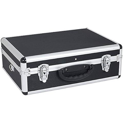 Varo PRM10102_VS - Valigetta per utensili, in alluminio, colori assortiti Nero