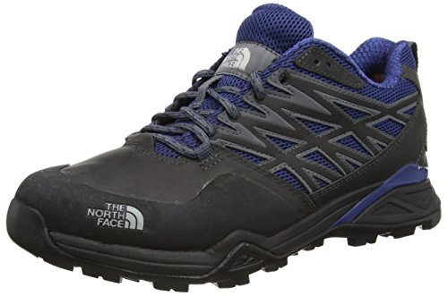 The North Face Hedgehog Hike Gtx, Chaussures de Randonnée à Tige Basse Homme Bleu - Blue (Estate Blue/Zinc Grey)