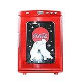 25L gran capacidad portátil de bajo ruido refrigerador de doble voltaje fresco y caliente eléctrico fresco caja para viajes, camping