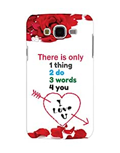 Mobifry Back case cover for Samsung Galaxy J7 Mobile (Printed design)