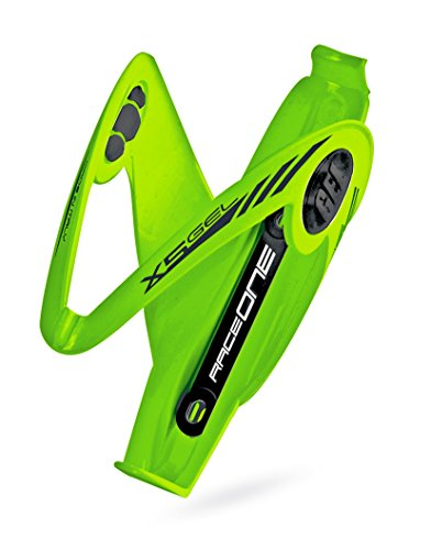 Saccon X5 - Portabidón de Ciclismo, Color Verde