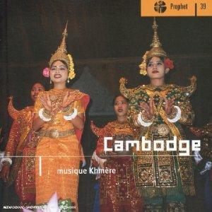 Musique Khmere du Cambodge Vol. 39