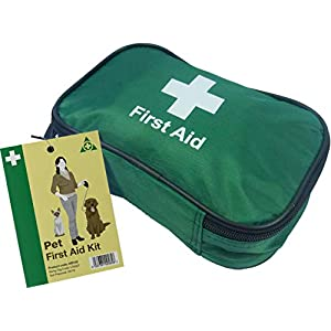 Safety First Aid Group Pet First Aid Kit 8