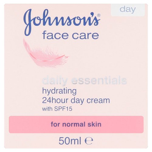 Johnsons face care daily essentials 24H day cream 50ml