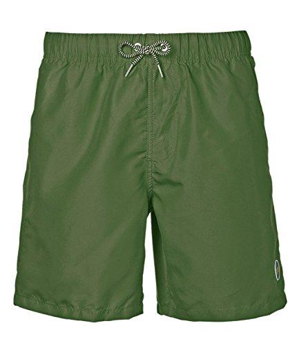 Shiwi Herren Badeshorts Army Green