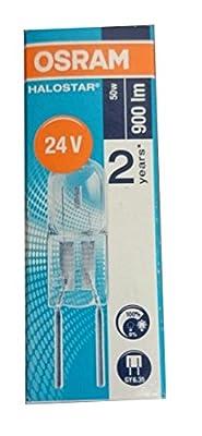 Halogenlampe GY6.35 24 Volt 50 Watt 64445 U - Osram