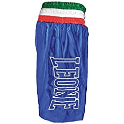 Leone 1947 AB733 Pantalón de boxeo azul turquesa Talla:XS