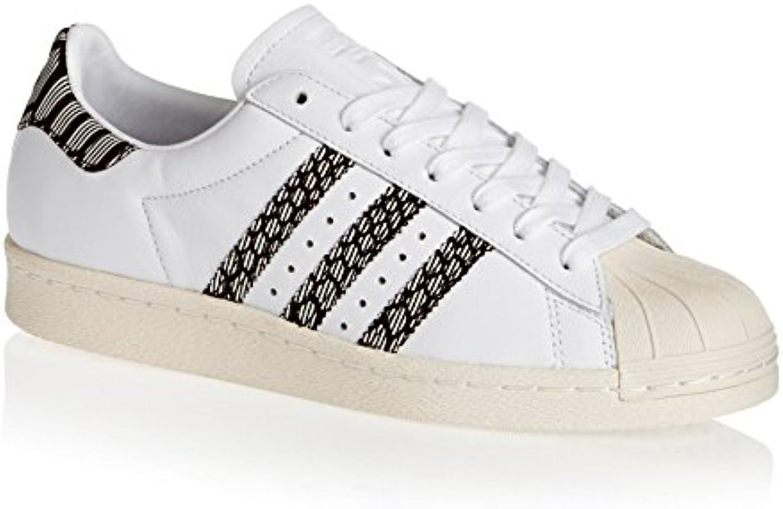 Adidas Sneaker Damen Superstar W BY9074 Weißszlig; Schuhgröße:40 2/3