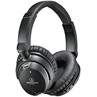 Audio-Technica ATH-ANC9 Cuffie Active Noise Cancelling,