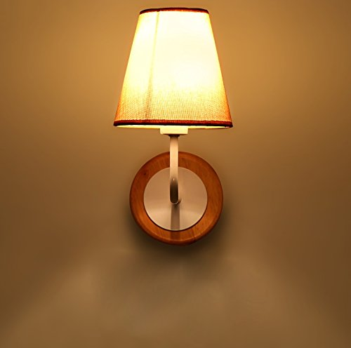iluminacion-lampara-de-pared-simple-de-tela