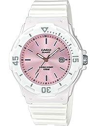 Casio Reloj Analógico para Mujer de Cuarzo con Correa en Resina LRW-200H-4E3VEF