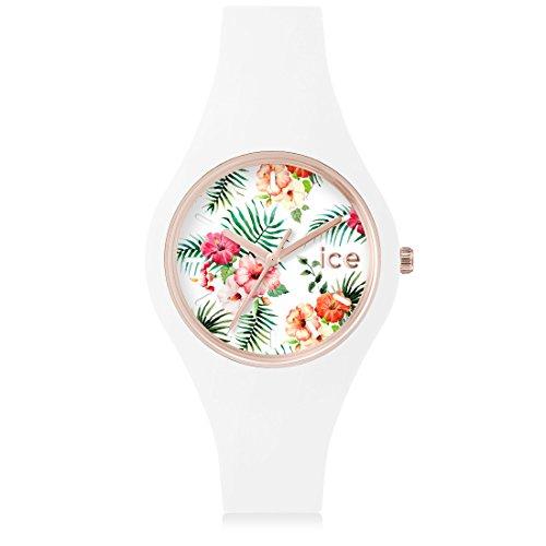 Ice-Watch Flower Orologio da Donna Analogico al Quarzo con Cinturino in Silicone – 001597