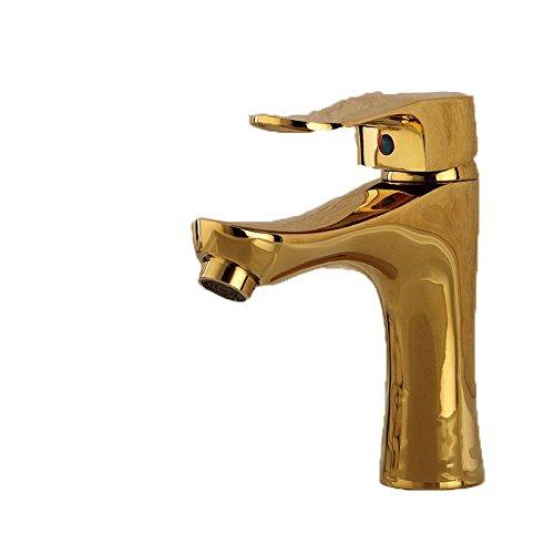 KJHT antico rubinetto caldi e freddi del bacino europeo rubinetto