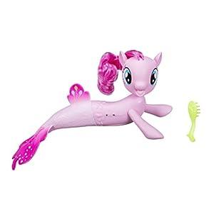 My Little Pony Sirena Pinkie, Multicolor, 30 x 25 cm (Hasbro C0677EU4)