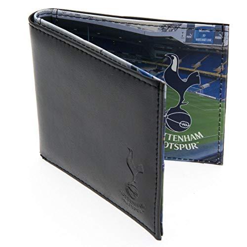 Tottenham Hotspur FC Panorama Portemonnaie - Schwarz, One Size -