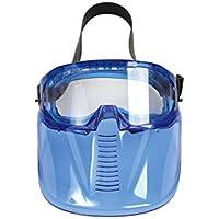 Laser 6514Lunettes de sécurité détachable Face Shield