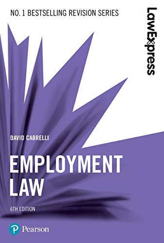 Law Express: Employment Law (English Edition)