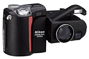 Nikon Coolpix 4500 Digitalkamera (4,0 Megapixel)