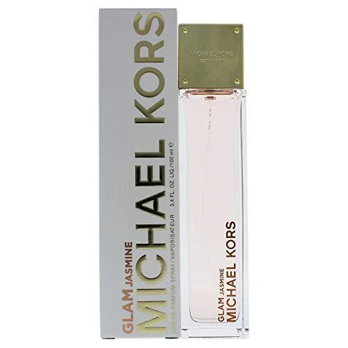 Michael Kors Glam Jasmine femme / woman, Eau de Parfum, Vaporisateur / Spray 100 ml, 1er Pack (1 x 1 Stück)