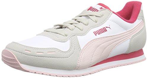 Puma Cabana Racer SL Jr, Sneakers Basses Mixte Enfant