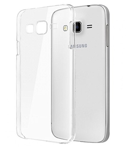 M.G.R [ Samsung Galaxy Grand 2 ] Ultra Thin 0.3mm Clear Transparent Flexible Soft TPU Slim Back Case Cover  available at amazon for Rs.99