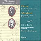 The Romantic Piano Concerto - Vol. 12 (Parry / Stanford)