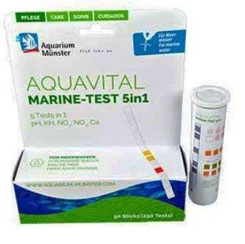 Aquavital Marine-Test 5in1 Teststreifen
