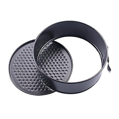 Chongsen Backformen - Springform - Kuchen Backform - Antihaftbeschichtung - Kuchenform(8Inch)
